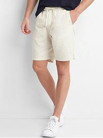 "Lived-in drawstring shorts (9"")"