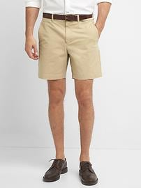 "7"" Twill Shorts with GapFlex"
