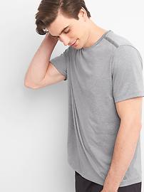 T-shirt en jersey GDry