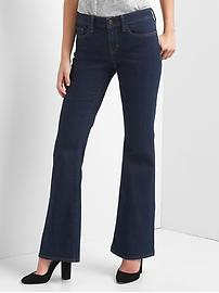 Mid Rise Long & Lean Jeans