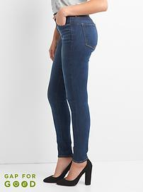 Super High Rise True Skinny Jeans in Sculpt