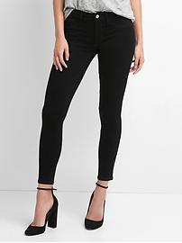 Washwell Mid Rise Favorite Jeggings
