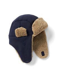 Tuque de trappeur confortable en Pro Fleece