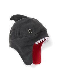 Pro Fleece shark trapper hat