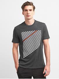 T-shirt GapFit à imprimé