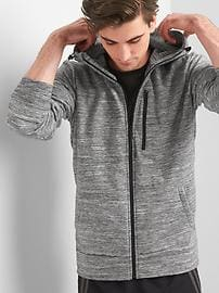 GapFit All-Elements Fleece Zip Hoodie