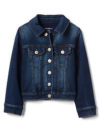 Super soft denim jacket