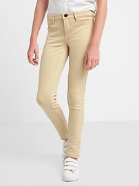 Pantalon à point