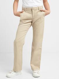 Chino d'uniforme classique