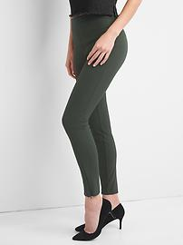 High rise Sculpt seamed leggings