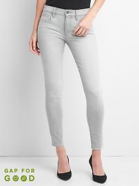 Mid Rise True Skinny Jeans in 360 Stretch