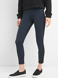 Ponte Sculpt panel leggings