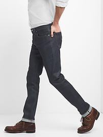 8340abf8117 Selvedge Skinny Jeans with GapFlex   Gap