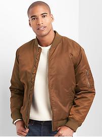 Souvenir bomber jacket
