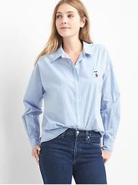 Gap &#124 Disney poplin shirt
