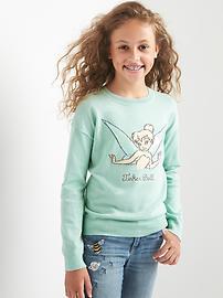 GapKids &#124 Disney embellished hi-lo sweater