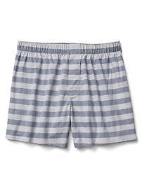 "Stripe 4.5"" boxers"