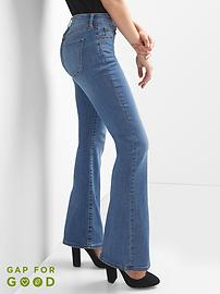 Mid Rise Perfect Boot Curvy Jeans