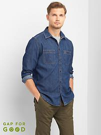 Icon worker standard fit shirt