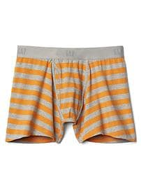 "Stripe 4"" boxer briefs"