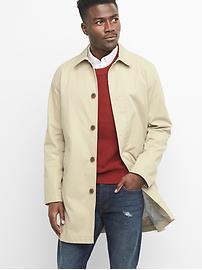 Twill mac jacket