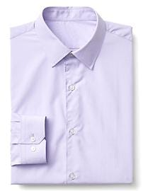 Supima cotton slim fit shirt