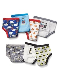 babyGap &#124 DC&#153 Justice League days-of-the-week underwear (7-pack)