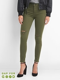High Rise Favorite Jeggings