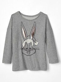 GapKids &#124 Looney Tunes long sleeve tee