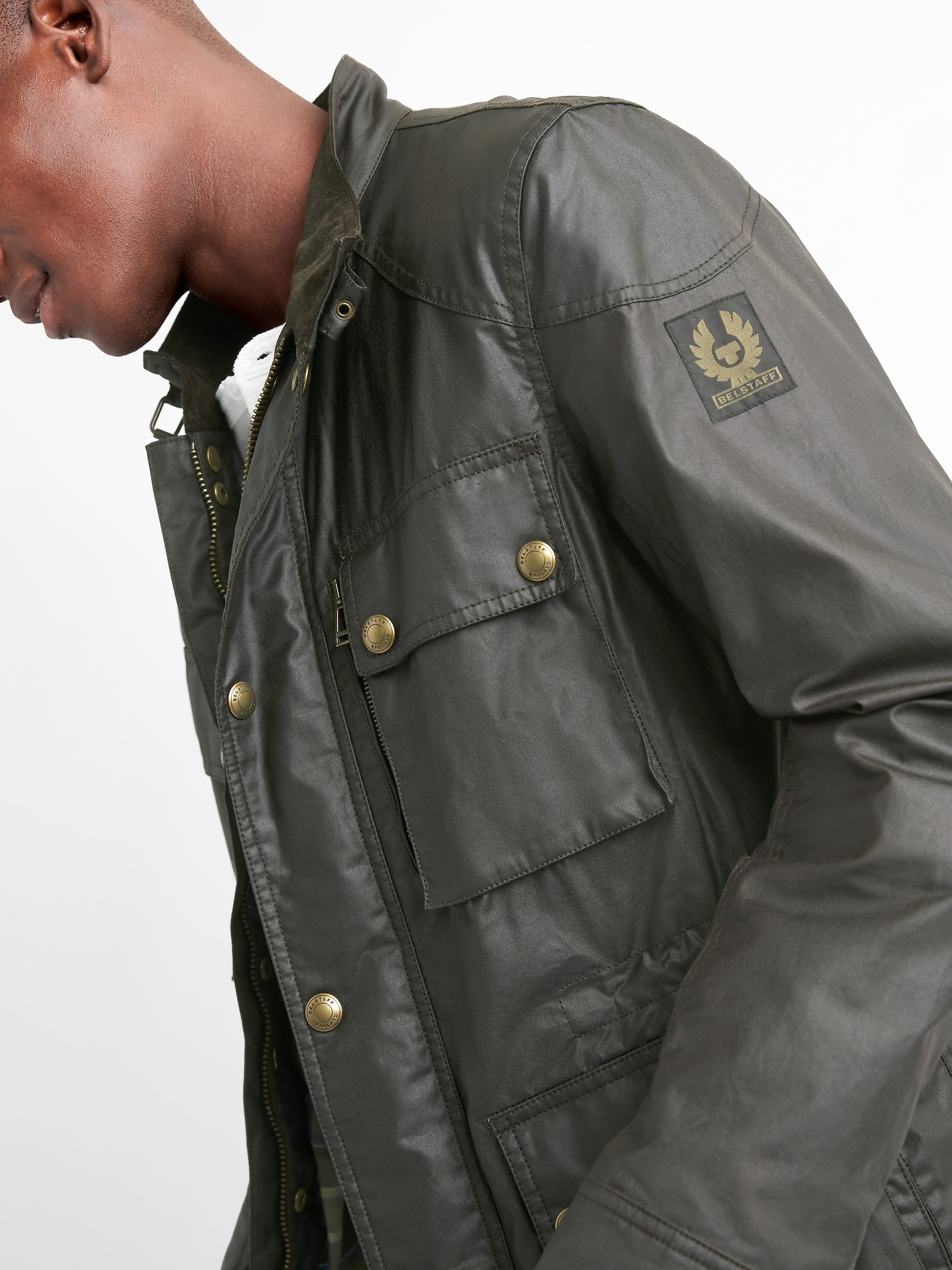 e65238e679 Belstaff™ Trialmaster jacket | Gap