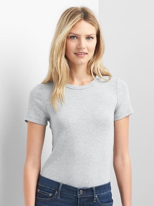 Modern Crewneck T Shirt by Gap