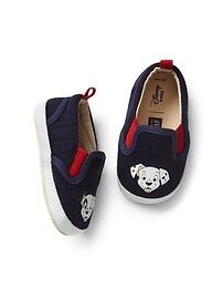 babyGap &#124 Disney Baby Dalmatians slip-on sneakers