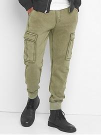 Pantalon d'entraînement cargo