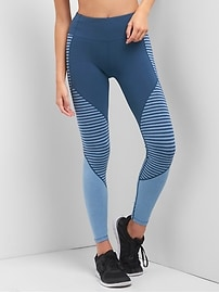 GFast Colorblock Leggings in Performance Cotton