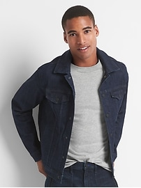 Veste en denim Performance