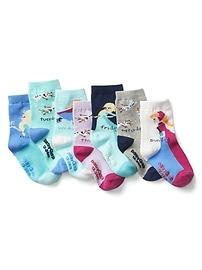 babyGap &#124 Disney Baby Frozen days-of-the-week socks (7-pack)