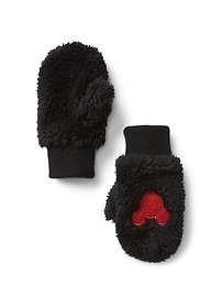babyGap &#124 Disney Baby Mickey Mouse cozy mittens