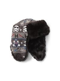 Gap &#124 Star Wars&#153 fair isle trapper hat