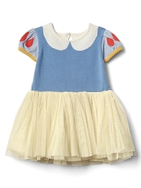 babyGap &#124 Disney Baby Snow White and the Seven Dwarfs sweater tulle dress