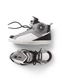 GapKids &#124 Star Wars&#153 hi-top sneakers
