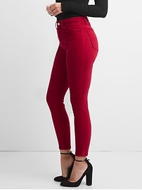 Washwell Super High Rise True Skinny Curvy Jeans