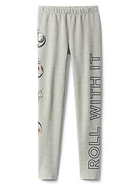 Gap &#124 Star Wars&#153 embellished soft terry leggings