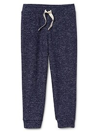 Softspun knit joggers