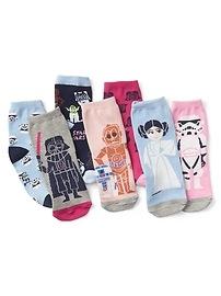 GapKids &#124 Star Wars&#153 Days-of-the-Week Socks (7-Pack)