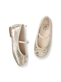 Dot classic ballet flats