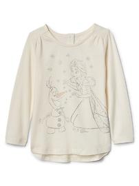 babyGap &#124 Disney Baby Frozen embellished tee