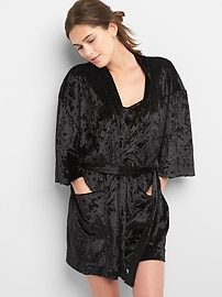 Dreamwell Velvet Sleep Robe