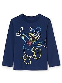 T-shirt à imprimé à manches longues babyGAp Disney Baby
