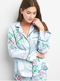 Dreamwell satin sleep shirt