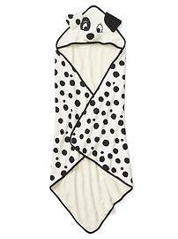 babyGap &#124 Disney Dalmatian towel